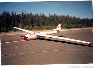 Photo: Joralf i sin LN-GGP Pik-16.