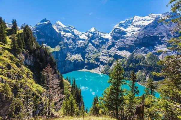 Oeschinen Lake; Bern