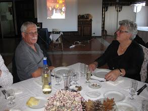 Photo: Louro e esposa
