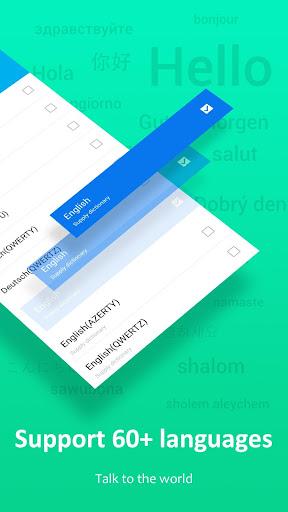GO Keyboard - Emoji, Sticker screenshot 7