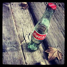 COKE IS IT by Brandon Rose - Instagram & Mobile Android ( wow, coke, wood, drink, soda )
