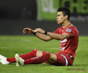 Hamdi Harbaoui suspendu cinq matchs après l'appel devant la commission