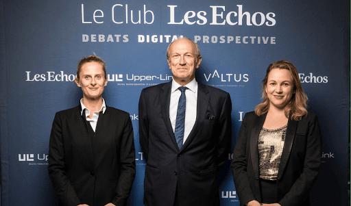 Jean Paul Agon Lubomira Rochet et Axelle Lemaire