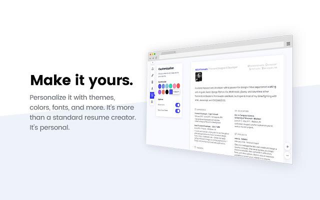Ceev Linkedin Resume Generator