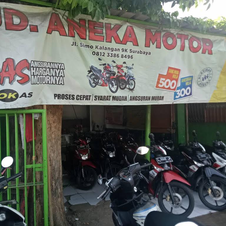 Ud Aneka Motor Dealer Motor Bekas