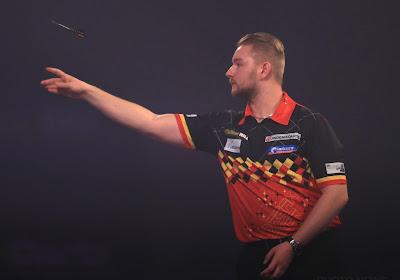 Players Championship 22 darts: Dimitri Van den Bergh moet opnieuw zijn meerdere erkennen in Peter Wright