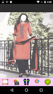 Women Fashion Photo - Traditional Dresses - náhled