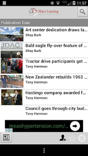 Hastings Tribune- screenshot thumbnail