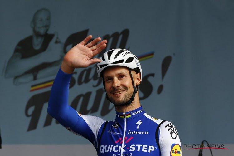 Cyclisme: Boonen s'en va avec sa dernière course