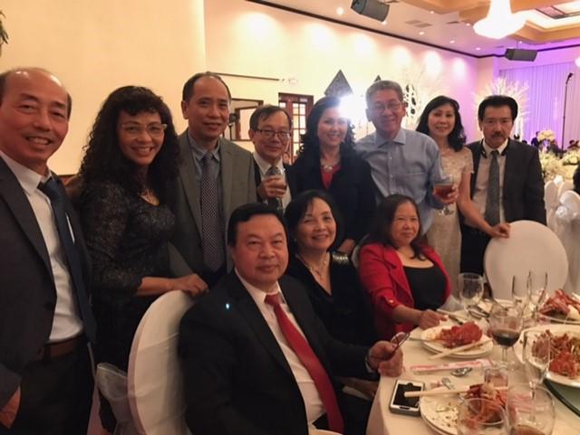 Dự đám cưới con của Tiến Việt k2  h8
