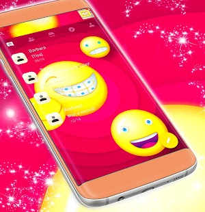 Téma SMS zdarma text návrhu - náhled
