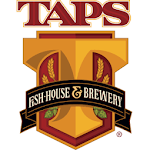 Logo for Taps Fish House & Brewery/Tustin Brewing Company