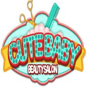 Cute Baby Beauty Salon