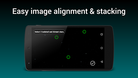 Astrophotography Camera Lite- screenshot thumbnail