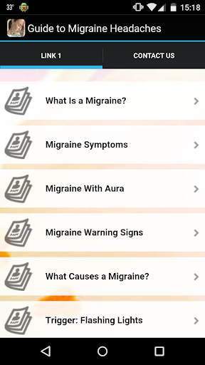 Guide to Migraine Headaches