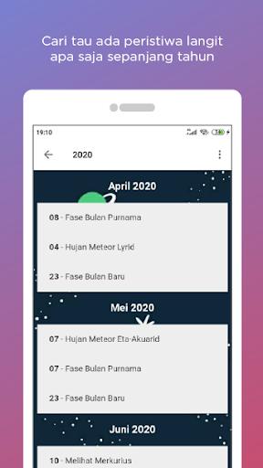 InfoAstronomy App screenshots 3