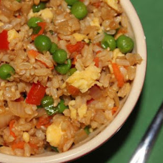 Lightened-Up Fried Rice