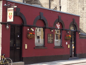 Photo: Check out the quirky and eccentric St. Radegund pub inCambridge.