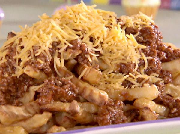 Oh So Yummy Chili Cheese Fries! Recipe
