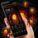 Devil Dragon Eye Theme 👁️ icon