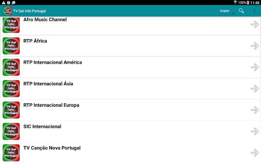 玩免費媒體與影片APP|下載TV 토 정보 포르투갈 app不用錢|硬是要APP