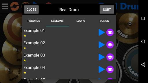 Real Drum screenshot 5