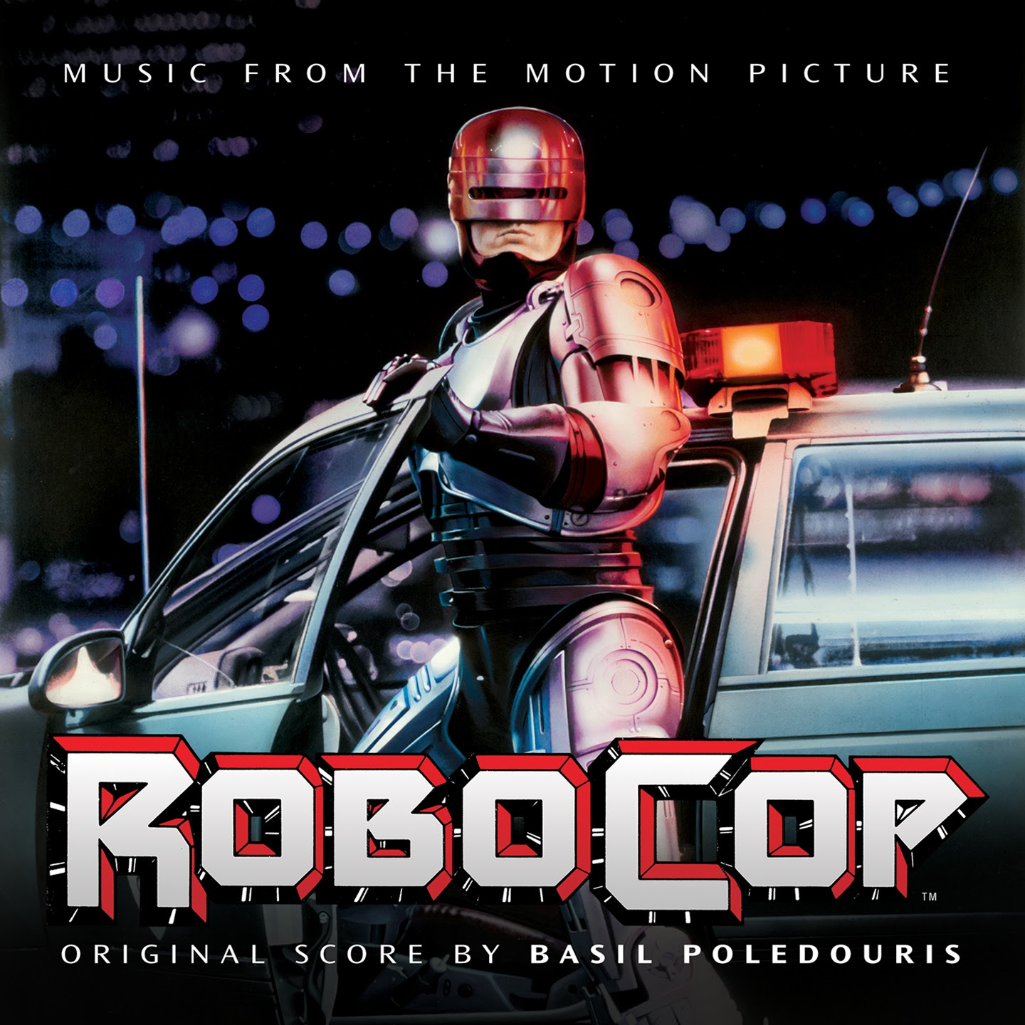 Album Artist: Basil Poledouris / Album Title: RoboCop – Original Score by Basil Poledouris (Music from the Motion Picture)