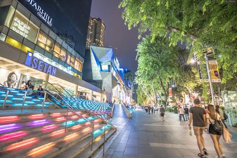 シンガポール Wisma Astra2