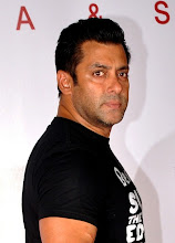 Photo: Indian Bollywood actor Salman Khan attendS the launch of the Kallista Spa and Salon in Mumbai on April 20, 2012. AFP PHOTO/STR (Photo credit should read STRDEL/AFP/Getty Images)