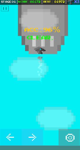 Delta Wing Strikers - Retro Arcade Shoot em up apkmind screenshots 5