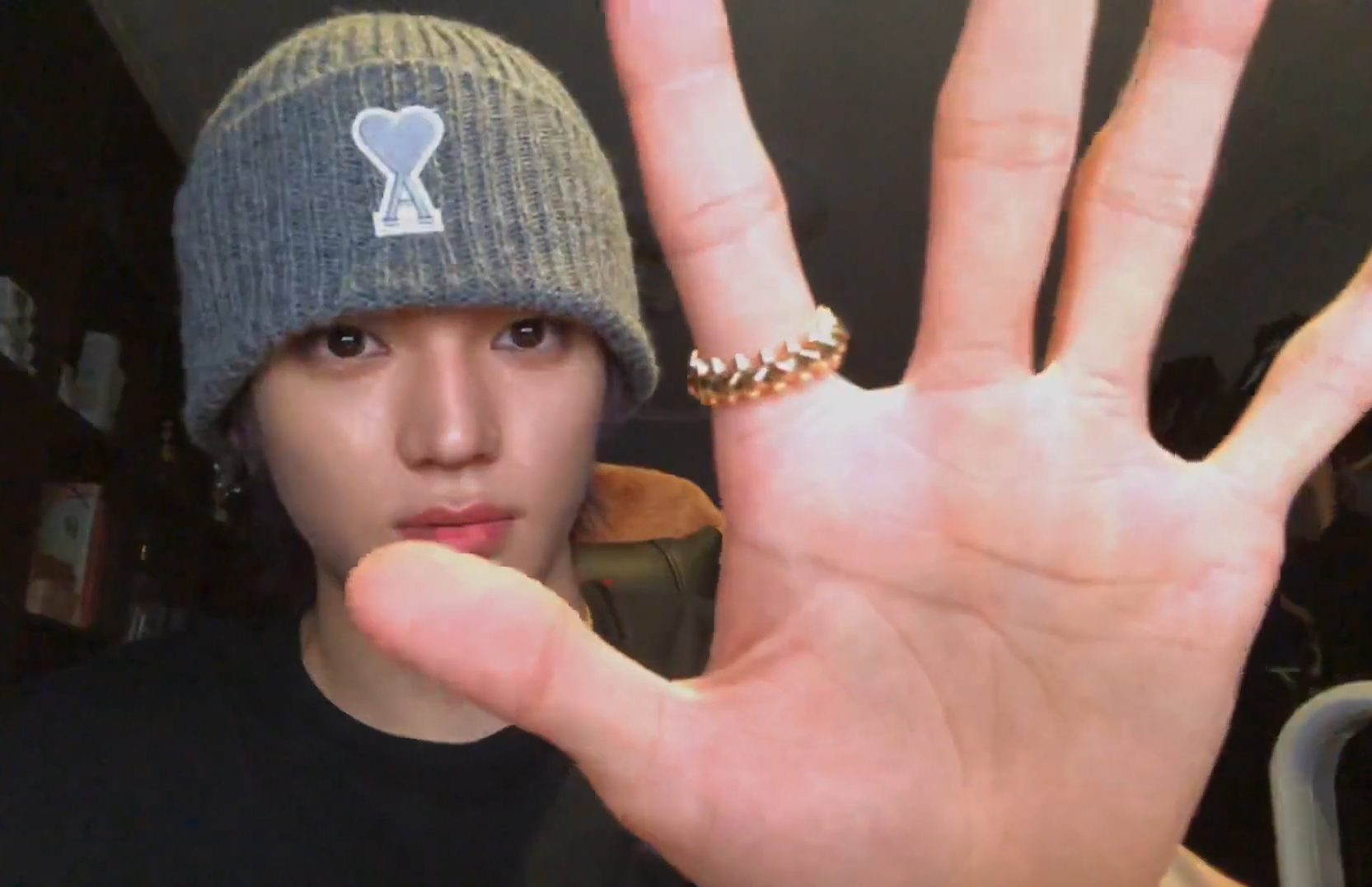 4 nct 127 taeyong live couple ring