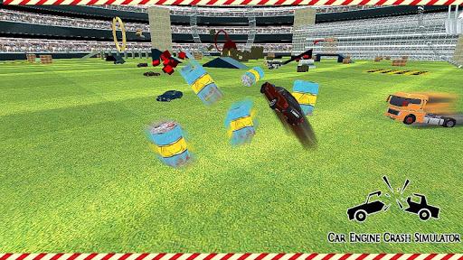 Crash Car Engine Simulator: Junkyard Speed Bumps 1.0 screenshots 4