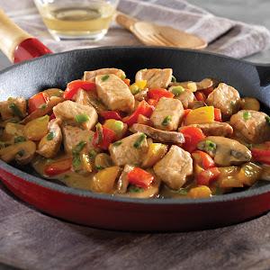 Italian Pork and Vegetable Saute
