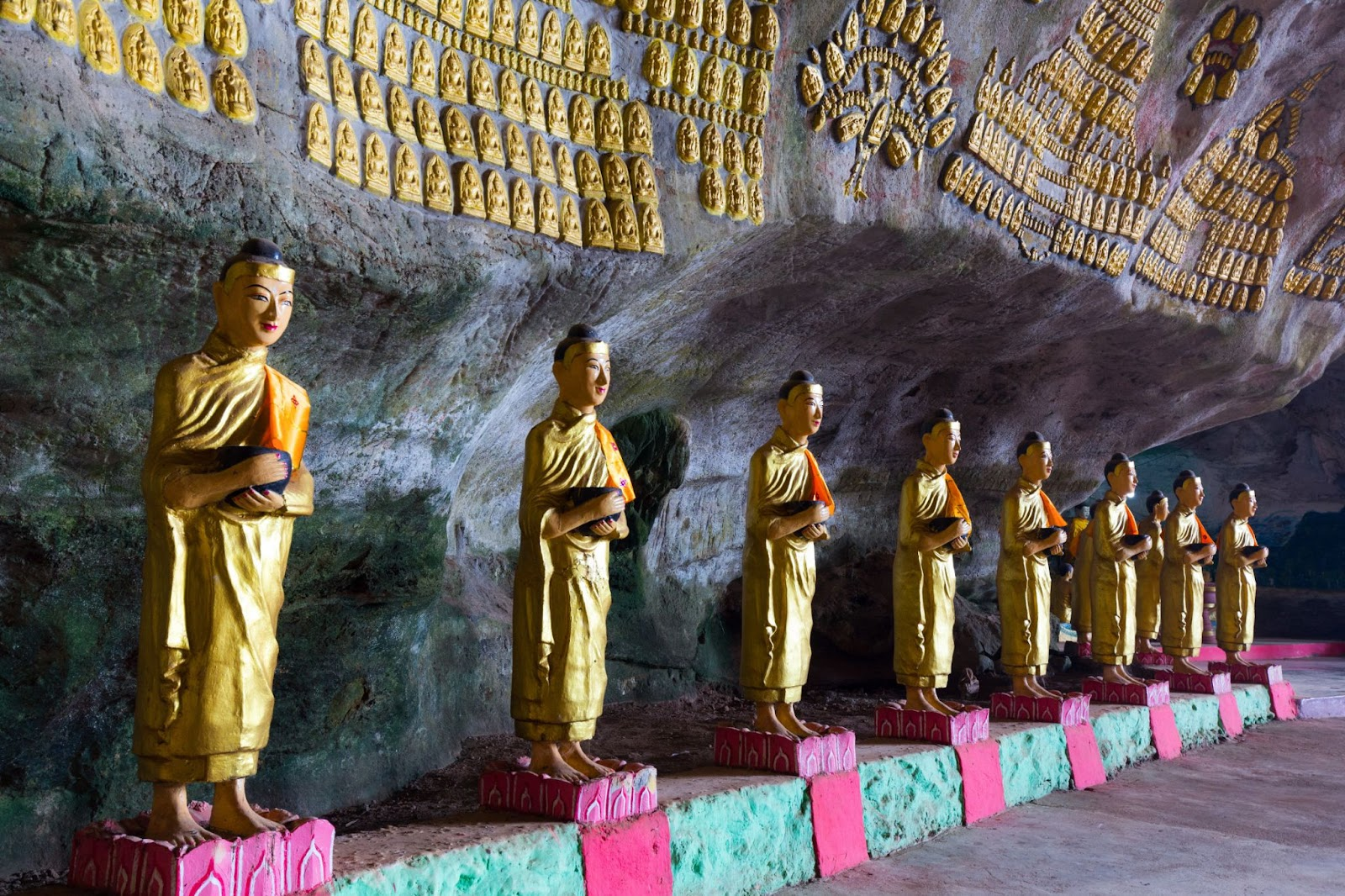 Thailand's temples and religious sights are a top cultural experience