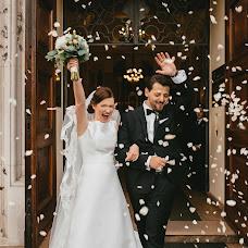 Wedding photographer Katarzyna Brońska-Popiel (katarzynaijak). Photo of 01.10.2017