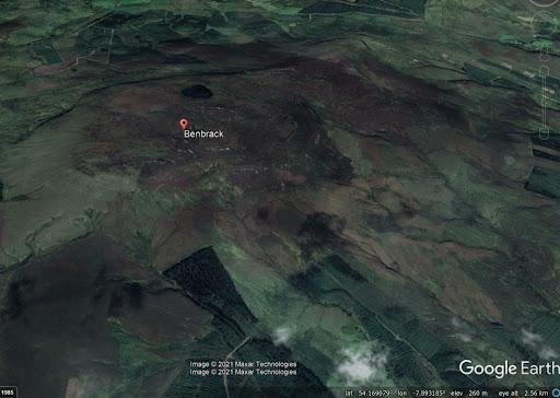 Benbrack: another peat landslide in Ireland