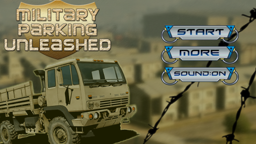 Military Parking Unleashed 3D