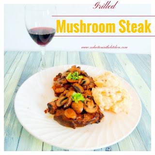 Grilled Mushroom Steak