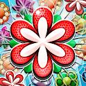 Kango Islands - Connect Garden Flowers Match 3 icon