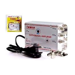 Amplificator de semnal TV 3 OUT