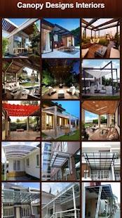 Canopy Pergola Design Interiors - náhled