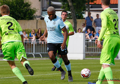 Club Brugge legt Loïs Openda en Thibault Vlietinck langer vast