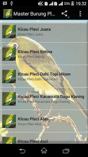 Muat Turun Kicau Pleci Gacor Juara Google Play softwares ... 3e24e60d44