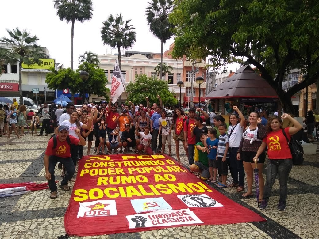 Trabalhadores unidos na defesa da aposentadoria