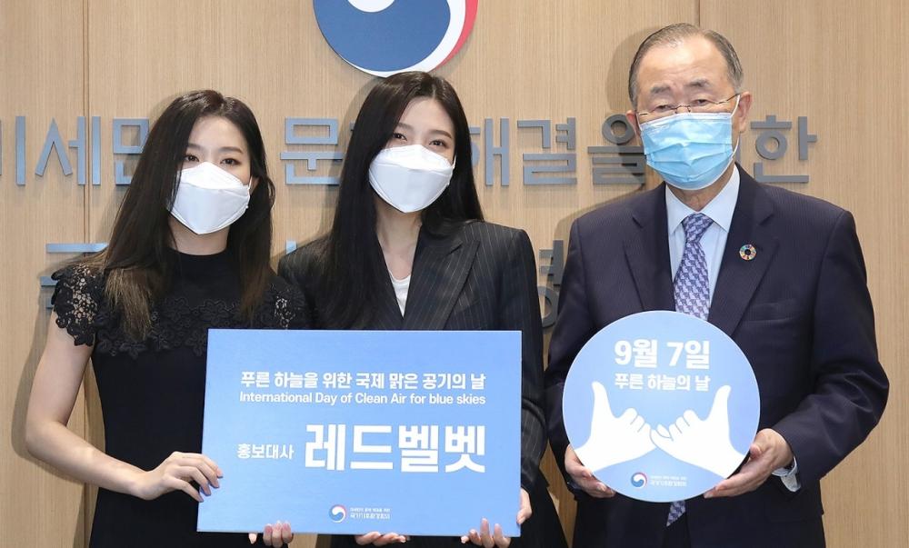 17 Artis Korea Ini Dipilih Jadi Duta oleh Pemerintah di 2020, Ada IU