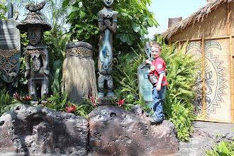 Photo: Enchanted Tiki Room
