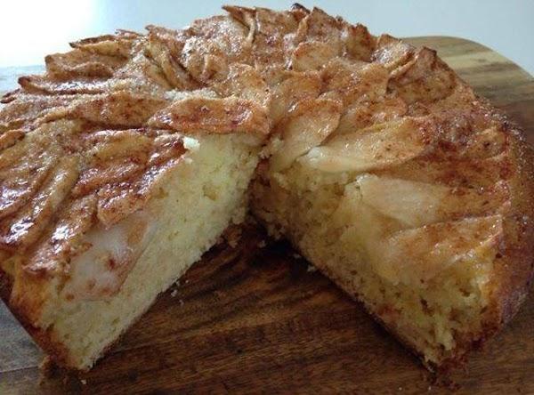 Apple Tea Cake Recipe