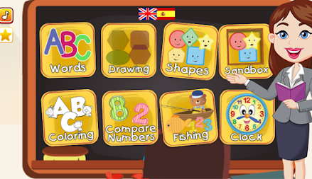 Preschool Games For Kids APK screenshot thumbnail 1