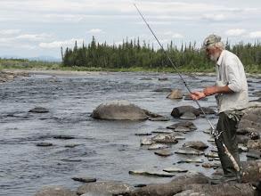 Photo: Ловись, рыбка большая и очень большая!