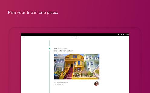 Airbnb Screenshots